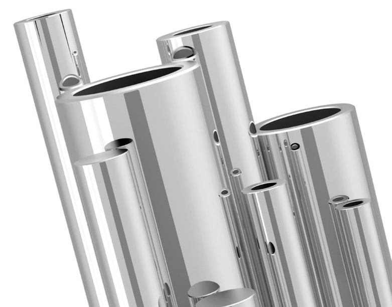 BAC Hard chrome plated steel bars